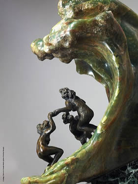 Camille Claudel The Wave