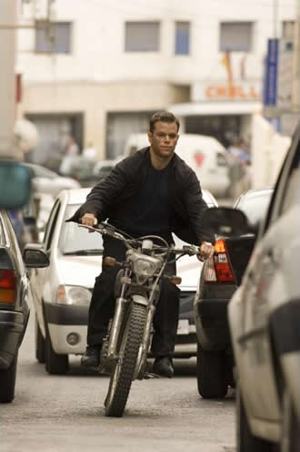 A World To Win Review Film The Bourne Ultimatum