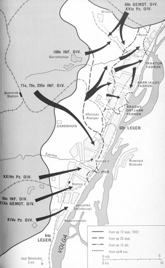 Smekhotvorov s 193rd division which reached the volga on 27 september