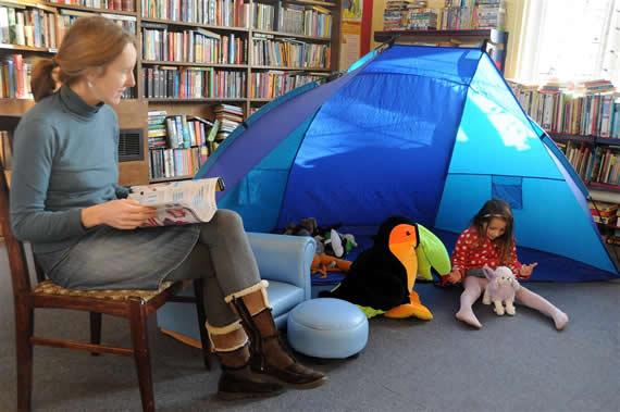 Friern Barnet Peoples Library