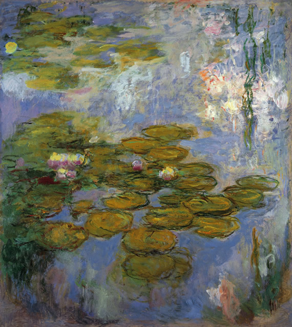 Monet: Water Lillies