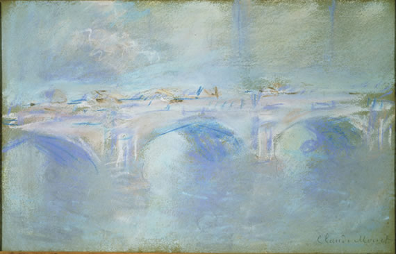 Monet: Waterloo Bridge