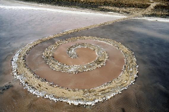 Spiral jetty smithson essay