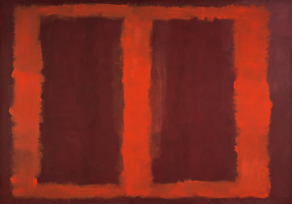 A World to Win   Review   Art   Rothko: Painting on the edge